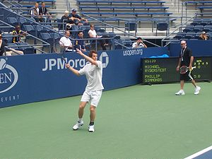 Brad Gilbert - Gilbert Coaching Andy Murray