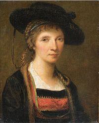 Angelika Kauffmann Selbstbildnis in Bregenzerwälder Tracht 1781.jpg
