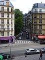 Angle de la rue de Navarre avec la rue Monge, Paris 2007.jpg