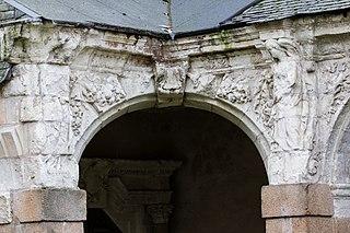 Fichier angle sud ouest du clo tre de l 39 ancienne abbaye saint melaine rennes - Comptoir du sud ouest rennes ...