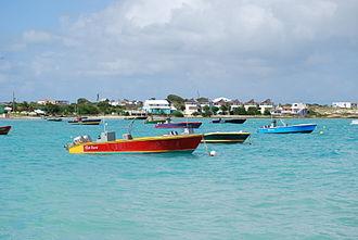 Anguilla - Island Harbour