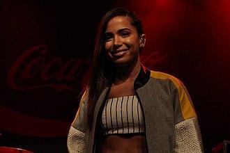 Funk carioca - Brazilian Artist, Anitta