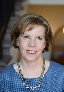 Anna-Maja Henriksson Finnish politician