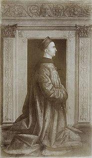 Galeotto I Pico 15th-century Italian soldier and nobleman