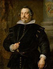 Portrait of Francisco de Moncada, Marqués de Aytona
