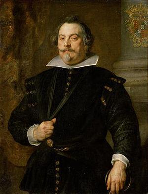 Moncada, Francisco de, Marqués de Aytona (1586-1635)