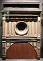 Antonio di manetto ciaccheri (attr.), modello per il completamento dle tamburo della cupola, 1459-1460.JPG
