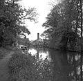 Approaching Thames Lock, Wey Navigation, Surrey - geograph.org.uk - 480546.jpg