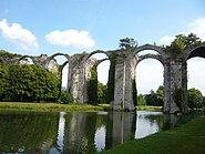Aqueduc chateau Maintenon