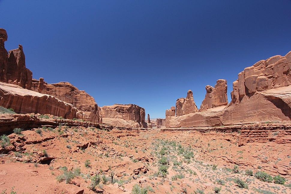 Arches 1 - panoramio