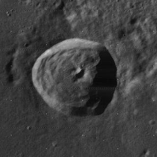Archytas (crater)