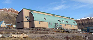 Arctic Bay - The Arctic Bay Health Centre