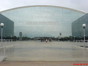 Arena Monterrey - Image: Arena Monterrey