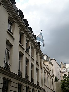 List of diplomatic missions of Argentina - Wikipedia