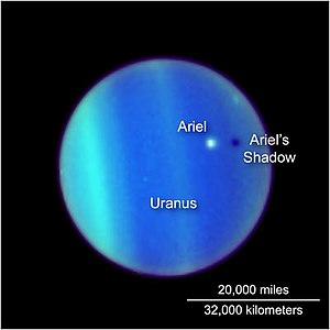 Ariel (moon) - Image: Arieluranus