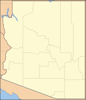 Sent Džons is located in Arizona