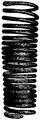 Armband, Spirallagd armring af brons, Nordisk familjebok.png
