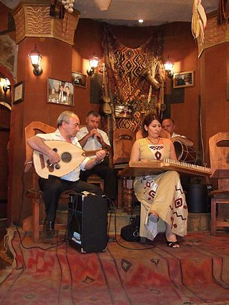 Music of Armenia - Armenian folk musicians