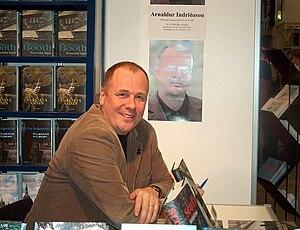 Arnaldur Indriðason (1961-)