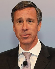 Arne Sorenson President & CEO, Marriott International (25676937623) (cropped).jpg