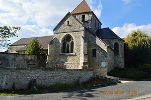 Arrancy - The Church of Saint-Rémi
