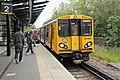 Arrival, Sandhills Railway Station (geograph 2996000).jpg