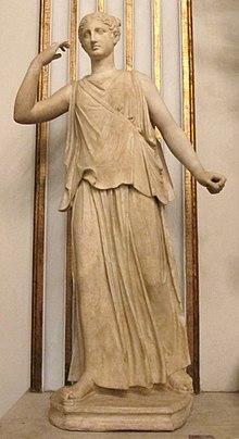 Ártemis – Wikipédia, a enciclopédia livre