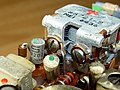 Arvin Eight Transistor 64R38 Radio- inside macro.jpg