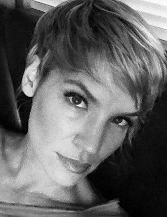 Ashley Scott - Ashley Scott in 2015