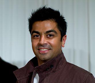 Ashwin Navin - Ashwin Navin in 2007