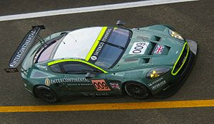 Rickard Rydell - Rydell won the GT1 class of the 2007 Le Mans 24 Hours, sharing an Aston Martin DBR9 with David Brabham and Darren Turner.