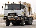 Astra 6000-series carrying generator, Baghdad, 2008.jpg