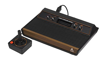 Picture of a game: Atari 2600