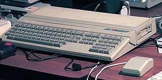 Atari Falcon - Front-right view of the Falcon030