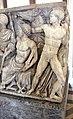 Atene, sarcofago con achille licomede, 240 dc ca, da roma, collez. borghese, 07.JPG