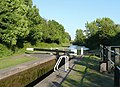 Atherstone Bottom Lock No 11, Coventry Canal, Warwickshire - geograph.org.uk - 1154114.jpg