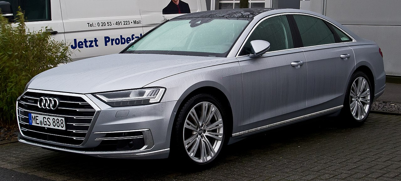 File Audi A8 50 Tdi D5 Frontansicht 24 Dezember 2017