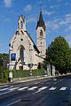 Auferstehungskirche Gmunden, Ansicht von der Straße.jpg