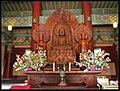 August Asia Secret Gardens - Seoul King Palaces - Master Asia Photography 2013 Glänzende Tugend shining virtues glänzendes Glück - Cyberwar Center - panoramio.jpg