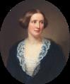 August Schiøtt - Portræt af Ida Marie Bille née komtesse Bille-Brahe - 1854.png