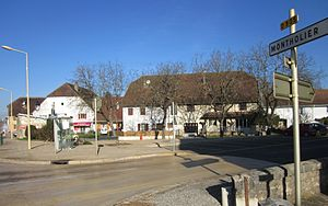 Aumont, Jura - Image: Aumont