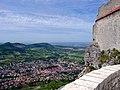 Ausblick von der Burg Hohen Neuffen (nordwestliche Richtung) - panoramio.jpg