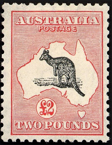 Date stamps in Australia