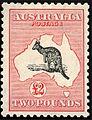 Australia stamp 1913 2pd kangaroo.jpg