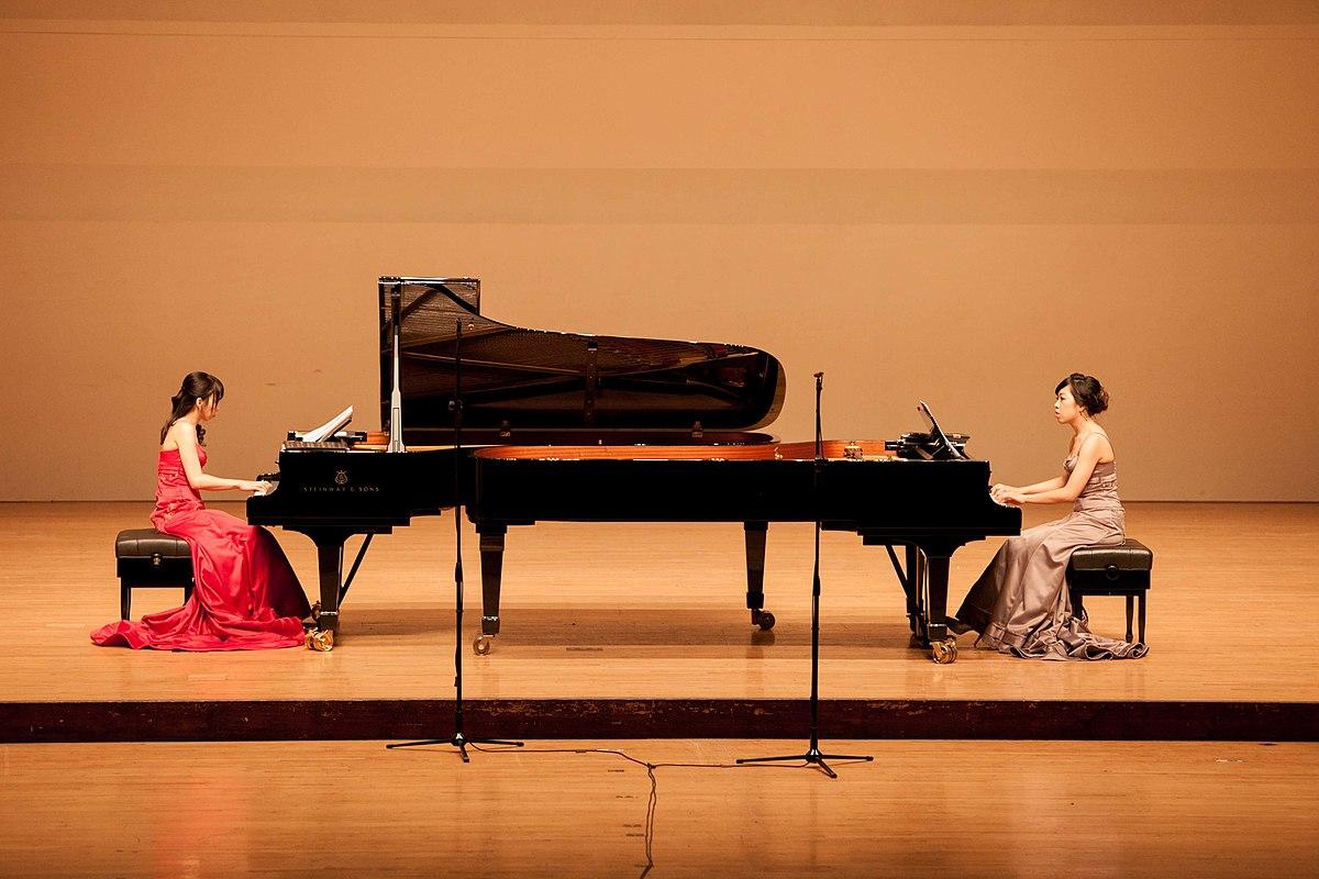 Australian Piano Concert Duo