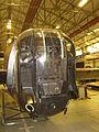 BBMF Lancaster tail turret 01 (4225645375).jpg