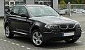 BMW X3 (E83) Facelift front 20100926.jpg