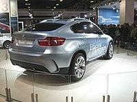 BMW Concept X6 ActiveHybrid thumbnail