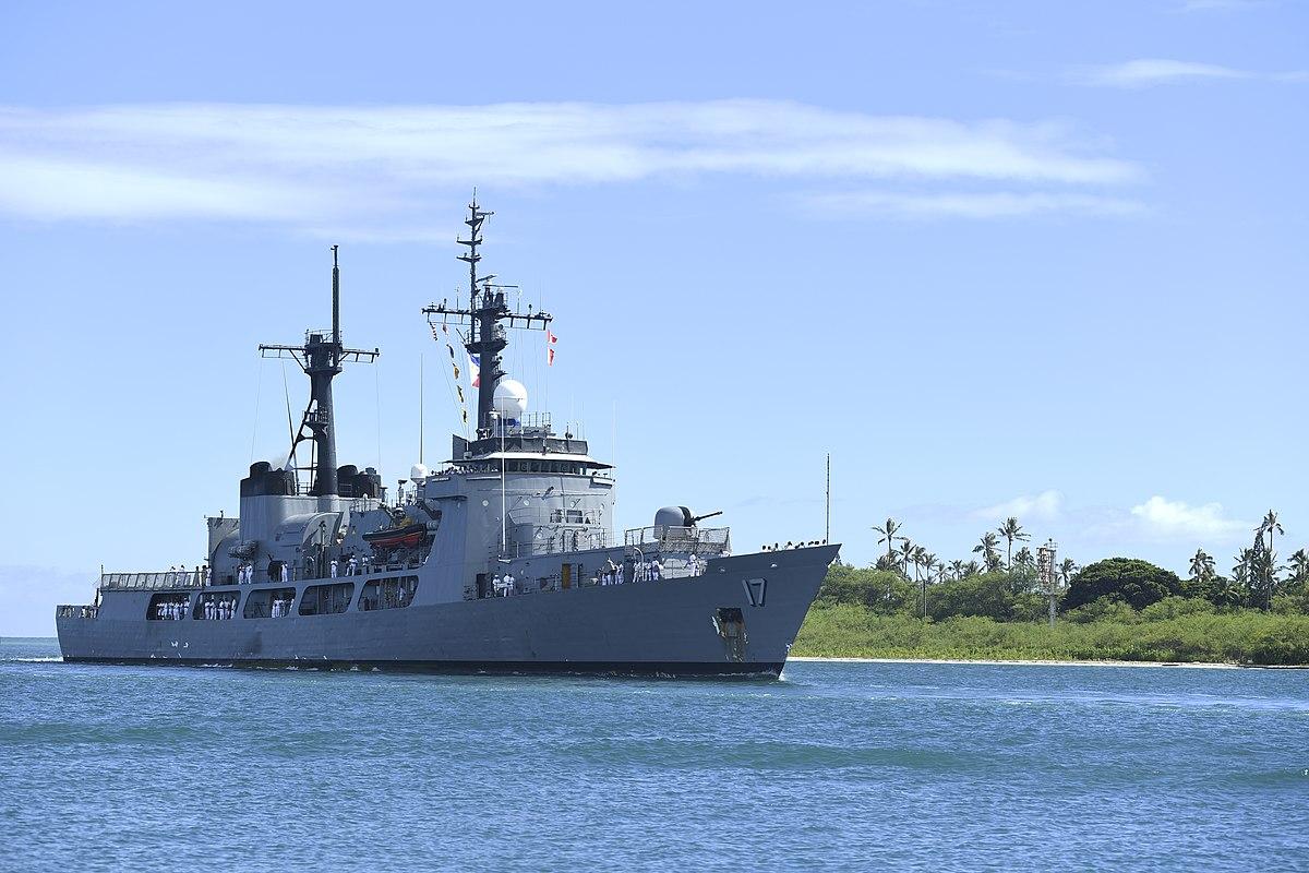 USCGC Boutwell (WHEC-719) — Wikipédia
