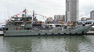 HMAS <i>Brunei</i>